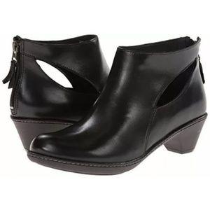 🌿Dansko Bonita Black Ankle Boot Size 10🌿
